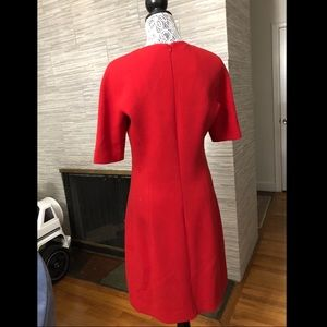Michael Kors Dresses - MICHAEL KORS COLLECTION Wool Crepe Sheath Dress